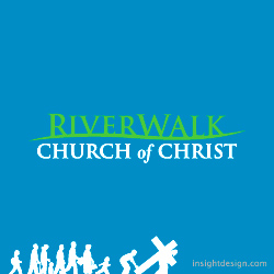 RiverWalkChurchLogoDesign