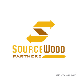 SourceWoodLogoDesign