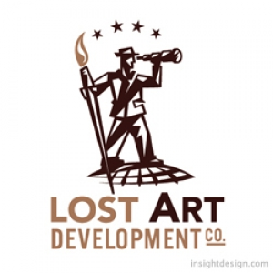 Lost Art Development Company logo